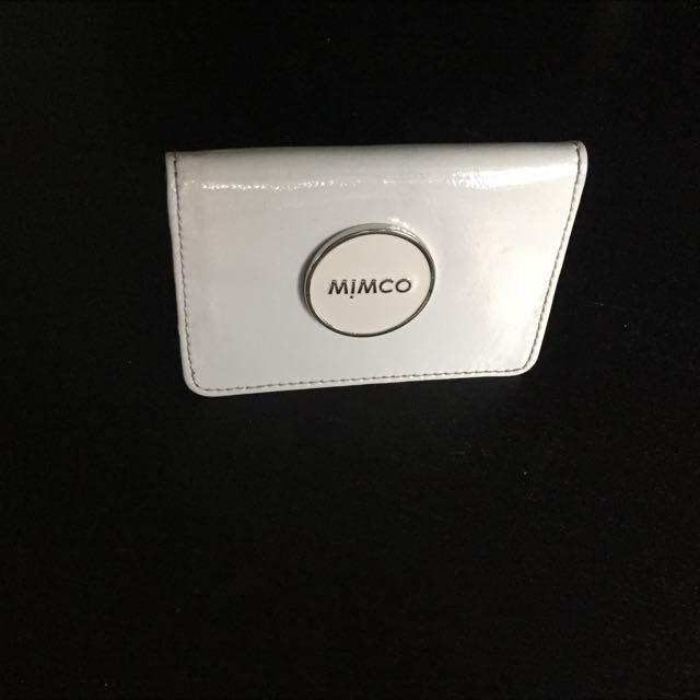 Mimco Card Wallet