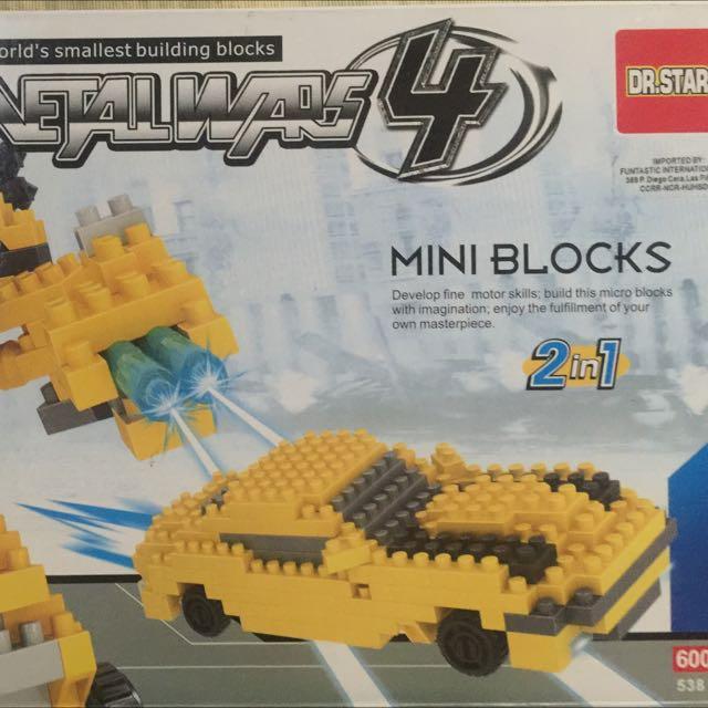 Mini Blocks / Lego