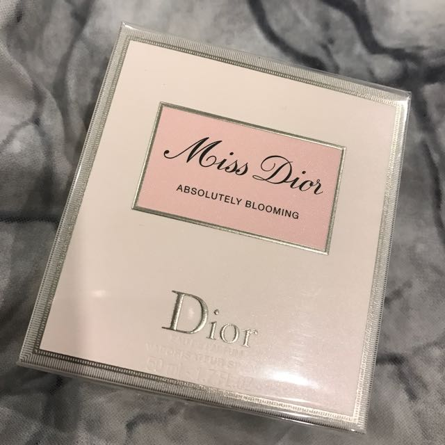 MISS DIOR ABSOLUTELY BLOOMING EDP 50ML