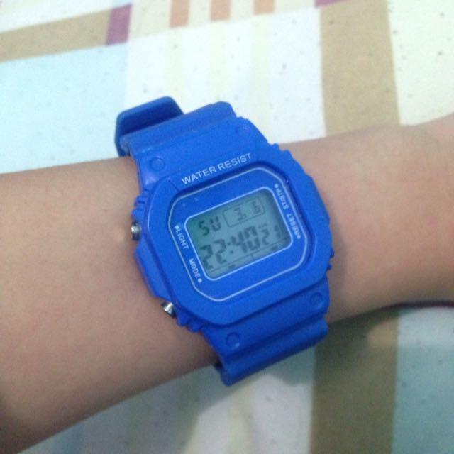 Msense Digital watch