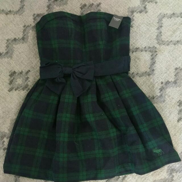 NEW Sz 2 Abercrombie Minidress