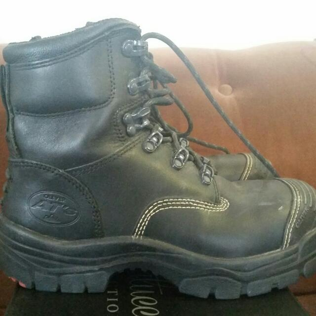 Oliver Steel Cap Work boots