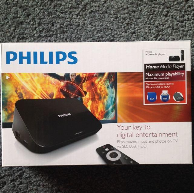 Phillips Home Media Player