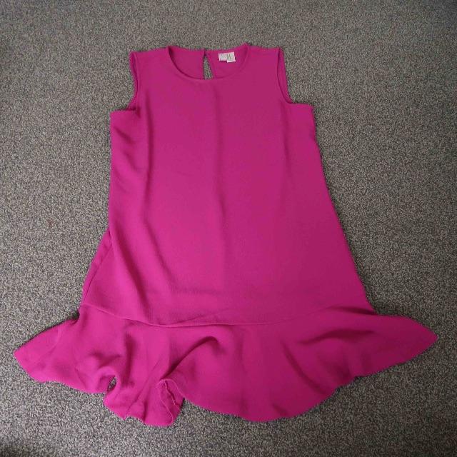 Pinky/Purple Dress.