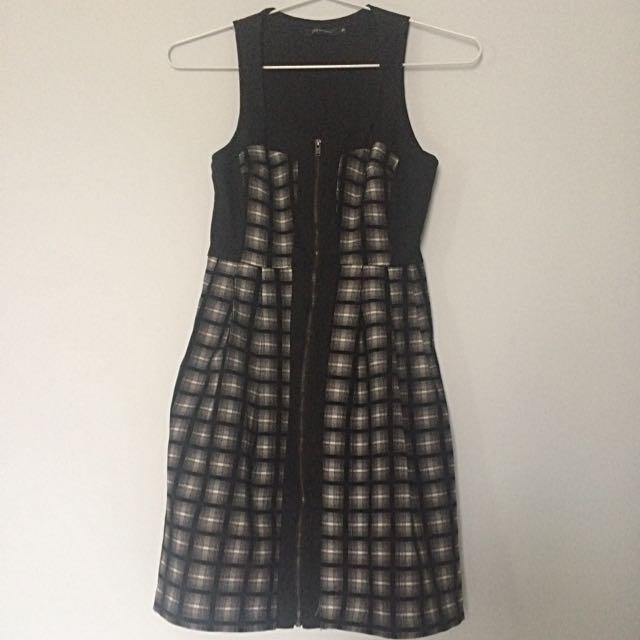 Portmans Checked Dress
