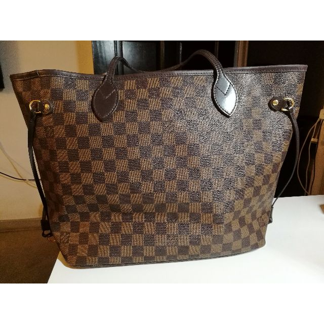 5eb6f8cce5d1 Pre-loved Authentic Louis Vuitton Neverfull GM Tote Bag (No Trade ...