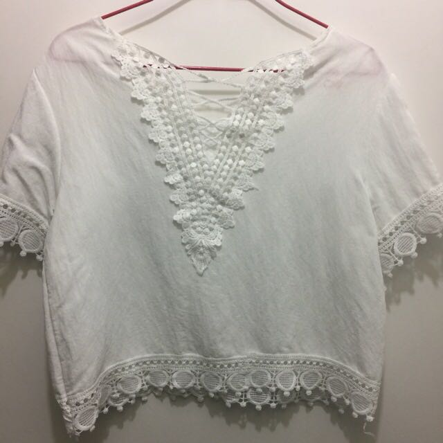 Pre-loved White Top