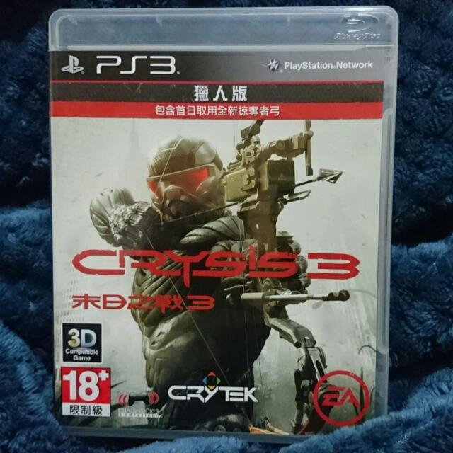 (降價)PS3 末日之戰3
