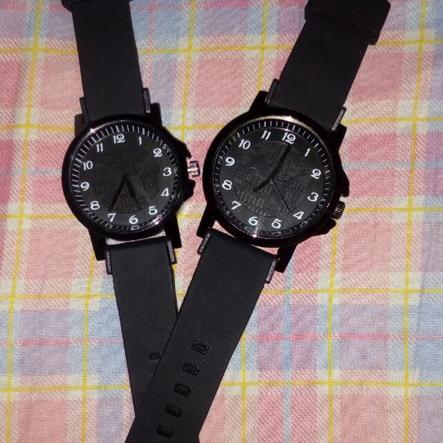 Puma Couple Watch