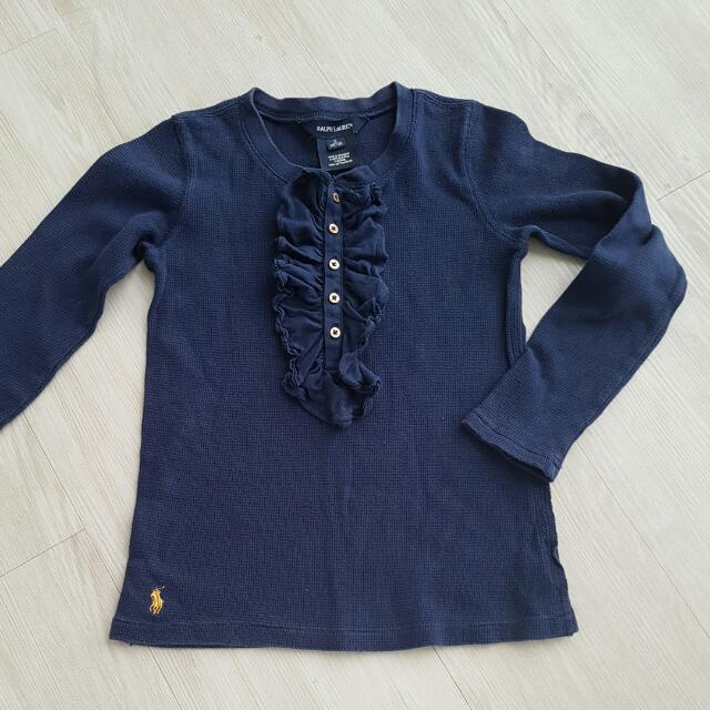 Ralph Lauren Long Sleeves - Kids