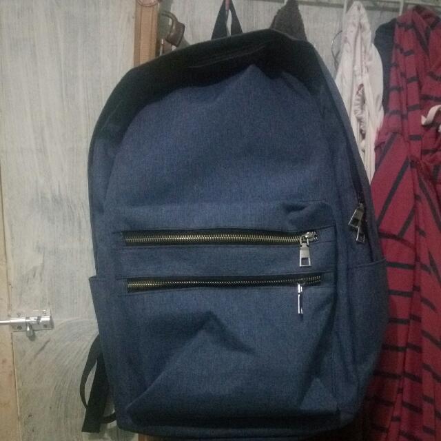 Turun Harga!!!! Backpack Sekolah/ Ransel/ Tas Sekolah Merk NAUGHTY