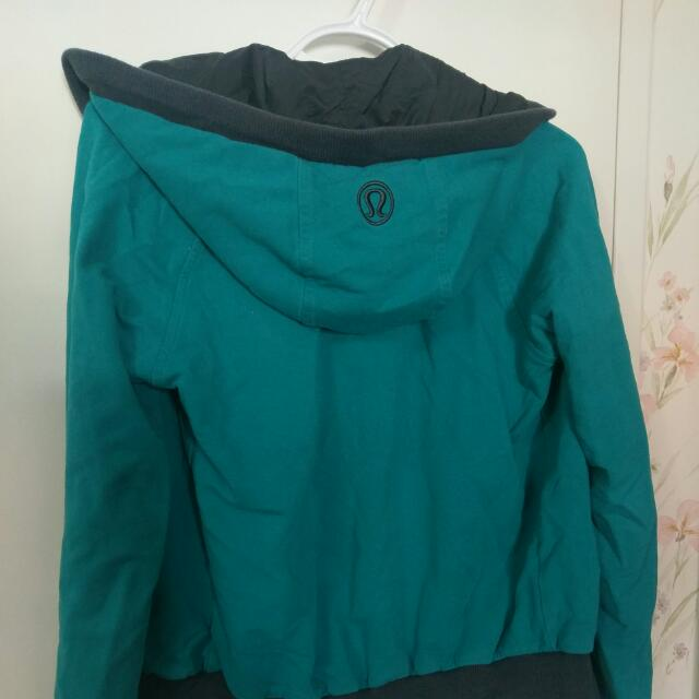 Reversible Lululemon Jacket