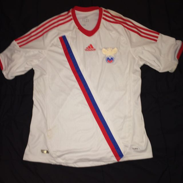 Russia 3rd Kit Euro 2012 - Large