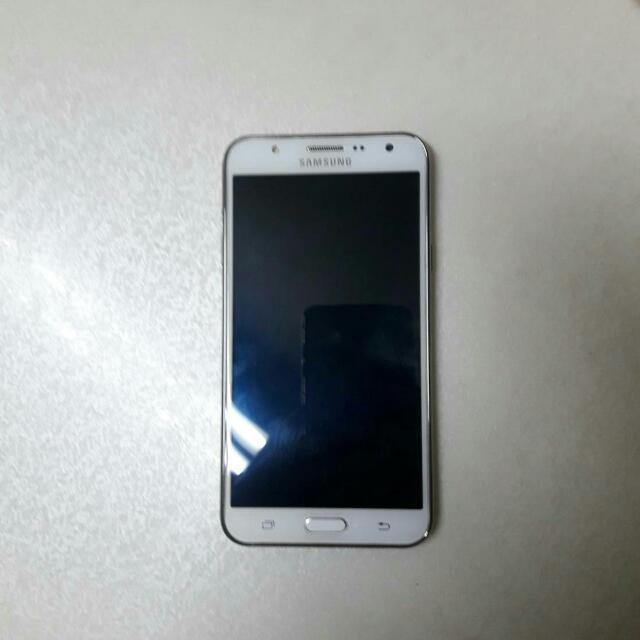 Samsung J7-2015版 白色