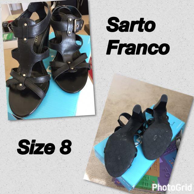 Size 8 - Sarto Franco