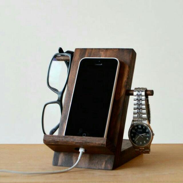 Standing Phone