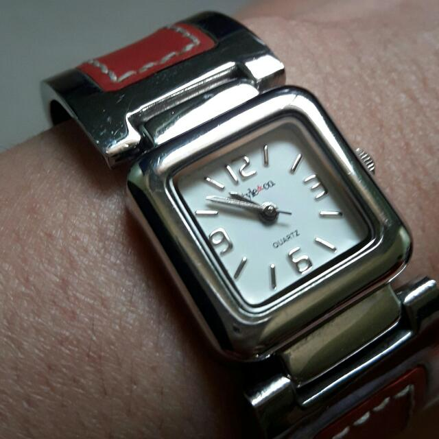 style and co..authentic watch