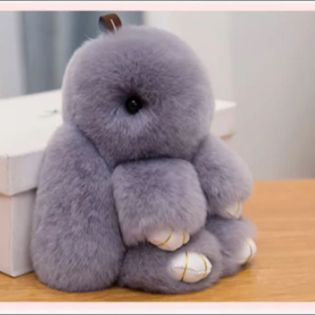 Super Cute Fur Rabbit!