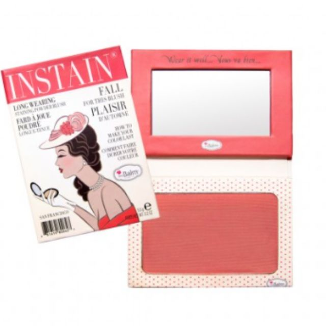 The Balm Instain in Swiss Dot Shade