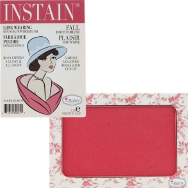 The Balm Instain in Toile