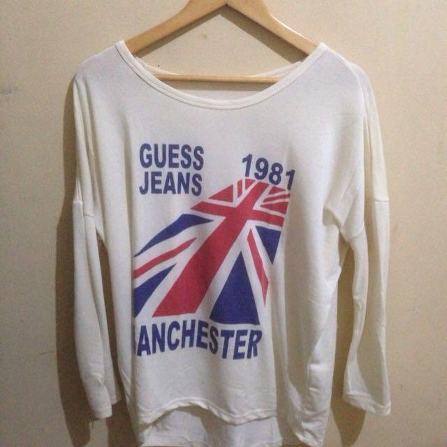 #tisgratis Sweater Panjang Belum Pernah Dipakai