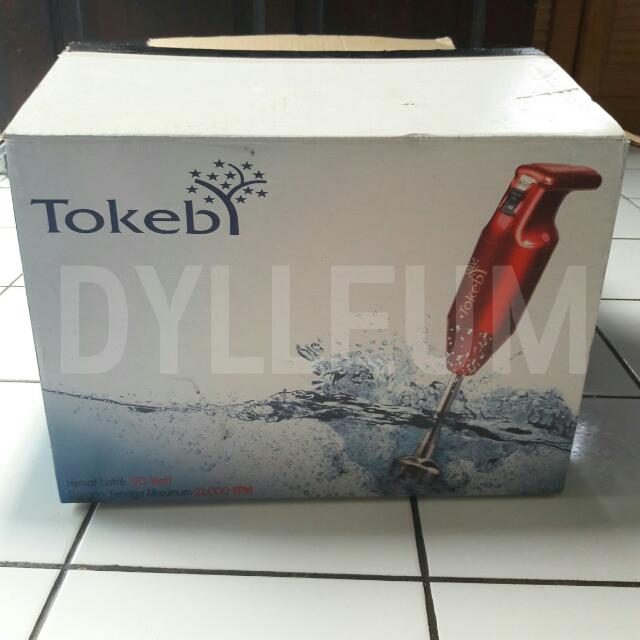 Tokebi Blender