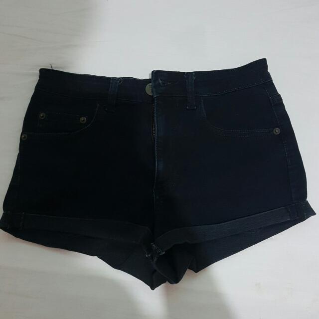 Topshop HW Shorts