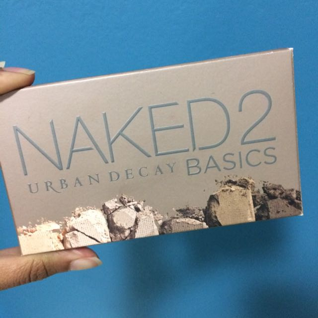 Urban Decay Naked 2 Basics