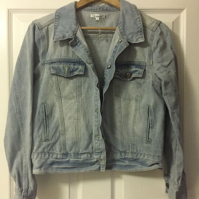 Valleygirl Denim Jacket