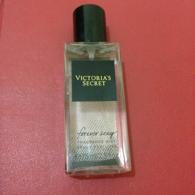 VICTORIA'S SECRET  Forever Sexy Fragrance Mist