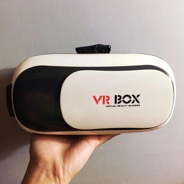 📌REPRICED: VR Box (Virtual Reality Glasses)