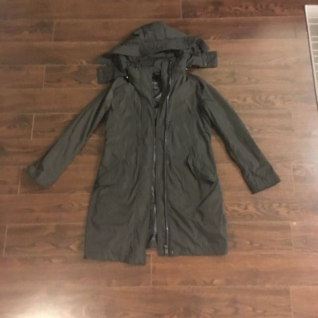 Zara Basic Coat