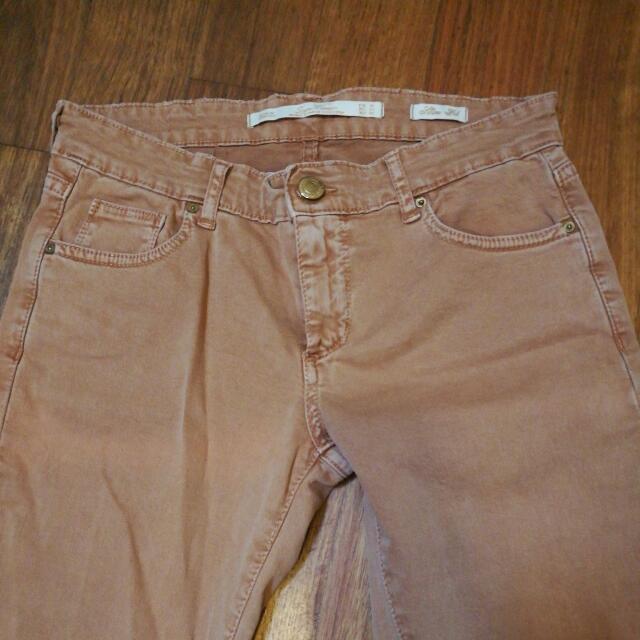 """Zara """"slim Fit"""" Jeans"""