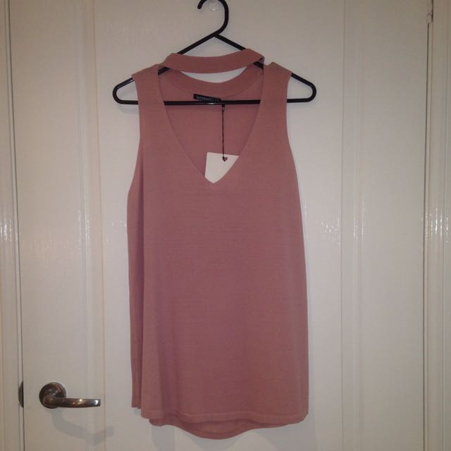 Zoo Clothing Cut Out Top