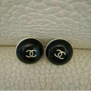 Chanel ~Vintage夾耳環