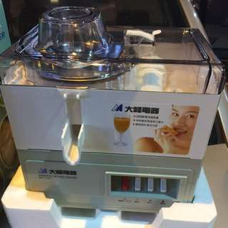 大峰電器 高纖蔬果榨汁機