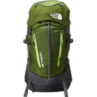 Northface Terra 50 Backpack