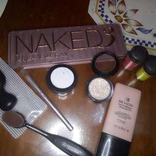 Bundle Of Perkiness Makeup
