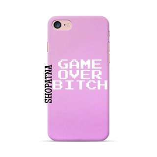 Tumblr Phone Case // Game Over Bitch