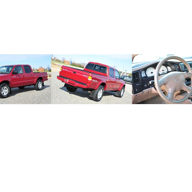 02 Toyota Tacoma Crew Cab / TRD / New TBelt / Clean Truck!!