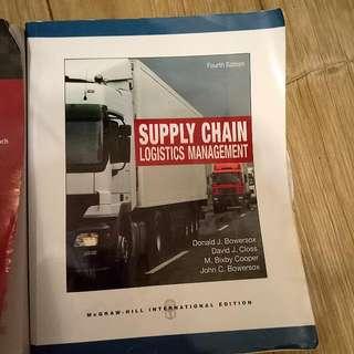 INTERNATIONAL  TRADE PRACTICES國際貿易+STRATEGIC MANAGEMENT策略管理 +SUPPLY CHAIN  LOGISTICS MANAGEMENT 供應鏈管理