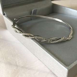 Peoples Diamond Bangle