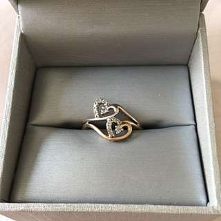 Peoples Diamond Ring