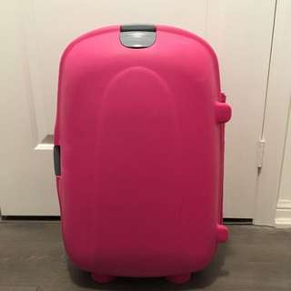 United Colors Of Benetton Carry on Suitcase