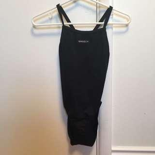 Black Speedo Swimming Suit