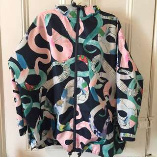 Gorman Mad Snake Raincoat