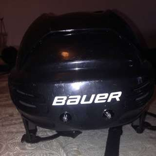 Bauer Junior ice hockey helmet