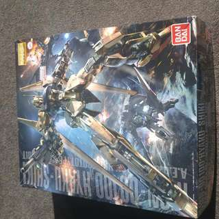 Bandai Gundam MG 1/100 MSN-00100 Hyaku-Shiki 2.0