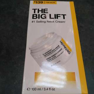 Big Lift Neck Cream