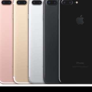 bNiB Iphone 7 Rose Gold 32gb